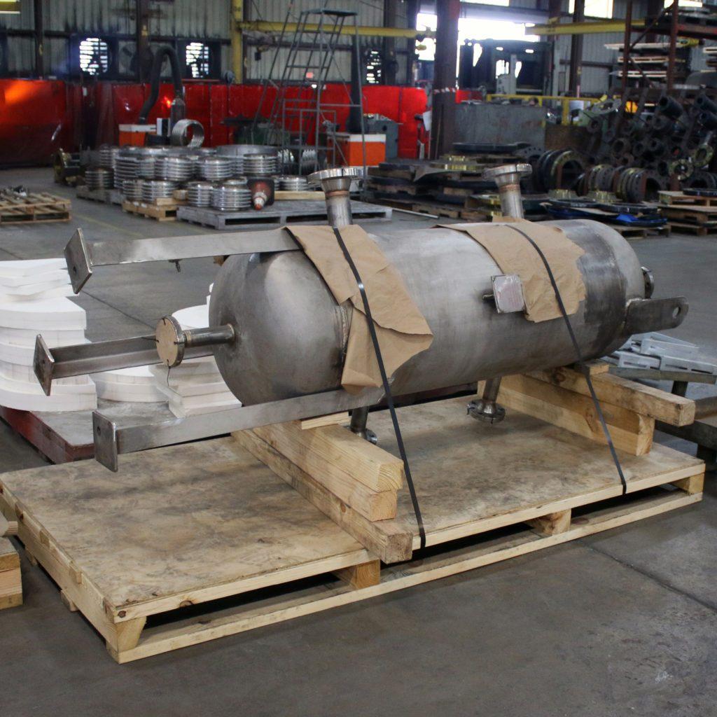 Pressure Vessels & Storage Tanks (ASME Code)