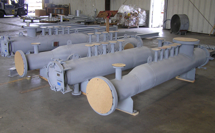 4 pig launchers receivers