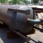 48 carbon steel pressure vessel