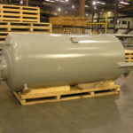 Pressure vessel chemical plant