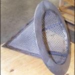 SA 516 GR. 70 Carbon Steel Strainer