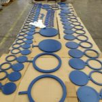 Spectacle blinds, spacers and blanks (3)