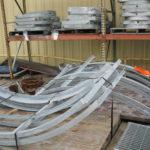 Ladder platforms (5)