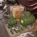 Pig launcher & receiver