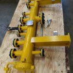 Pig launcher & receiver (5)