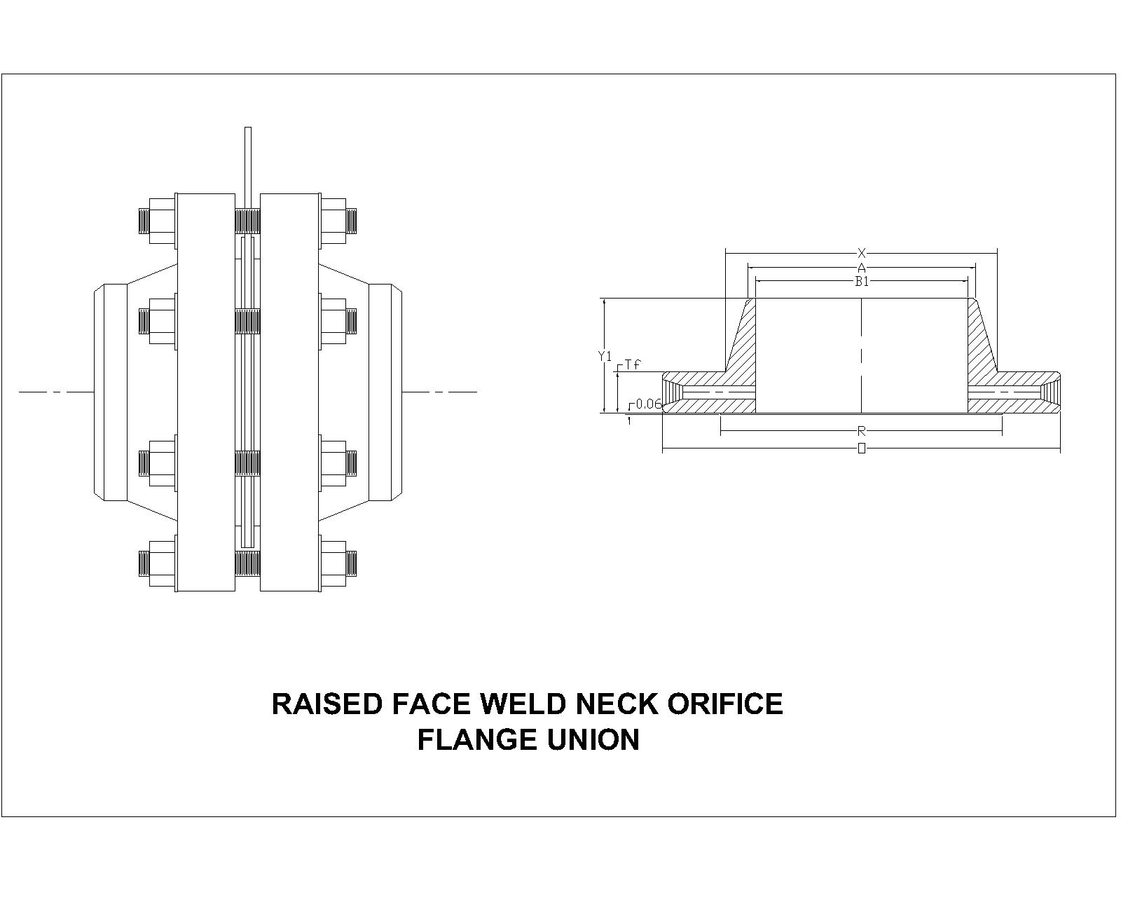 Orifice Fittings, Flanges & Plates - Products | SwecoFab